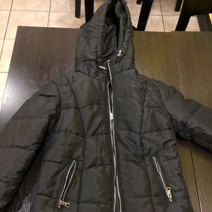 Jackets & Blazers - Black puffer jacket
